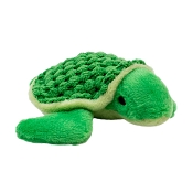 Tall Tails Baby Turtle Plush Squeaker Dog Toy