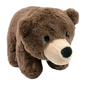Tall Tails Bear Plush Squeaker Dog Toy, Large 9