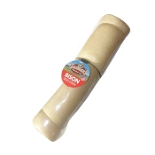 Tasman's Jumbo Bison Hide USA Rawhide Dog Treat, Jumbo, 10