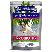 The Missing Link Pet Kelp Probiotic Dog Formula, 8-oz bag