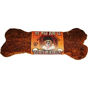 The Wild Bone Co. Bison Bone Prairie Dog Treats, 48-Count Case