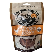 The Wild Bone Co. Chicken Jerky for Dogs