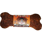 The Wild Bone Co. Elk Bone Feast Dog Treats, 48-Count Case