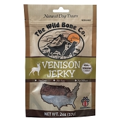 The Wild Bone Co. Venison Jerky for Dogs