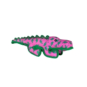 The Worthy Dog Al the Gator Dog Toy, Small