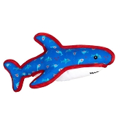 The Worthy Dog Chomp the Shark Dog Toy, Large