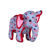 The Worthy Dog Elephant Dog Toy, Small
