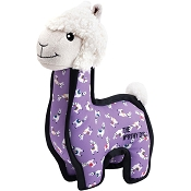 The Worthy Dog Llama Dog Toy, Large