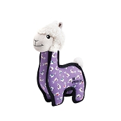 The Worthy Dog Llama Dog Toy, Small