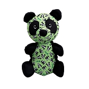 The Worthy Dog Panda Dog Toy, Small