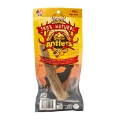 Tibetan Whole Elk Antler Dog Chews, Large