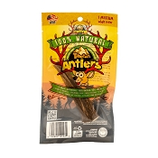 Tibetan Whole Elk Antler Dog Chews, Medium