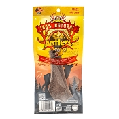 Tibetan Split Elk Antler Dog Chews, Large
