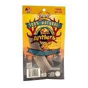 Tibetan Split Elk Antler Dog Chews, Small