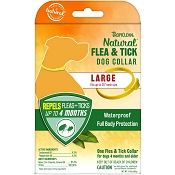 TropiClean Flea & Tick Repellent Collar for Large Dogs