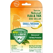 TropiClean Flea & Tick Repellent Collar for Small/Medium Dogs
