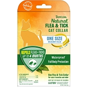 TropiClean Natural Flea & Tick Flea & Tick Cat Collar