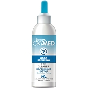 TropiClean OxyMed Ear Cleaner for Dogs & Cats, 4-oz Bottle