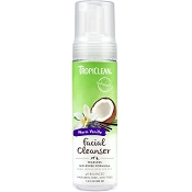 TropiClean Waterless Facial Cleanser for Pets, 7.4-oz bottle