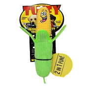 Tuffy Funny Food Corn Dog Toy