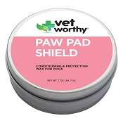 Vet Worthy Paw Pad Shield Wax for Dogs