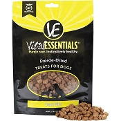 Vital Essentials Duck Nibs Family Size Freeze-Dried Raw Dog Treats, 5.5-oz Bag