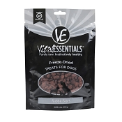 Vital Essentials Rabbit Bites Family Size Freeze-Dried Raw Dog Treats, 5-oz Bag