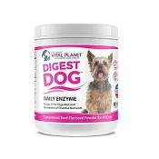 Vital Planet Digest Dog Daily Enzyme Supplement
