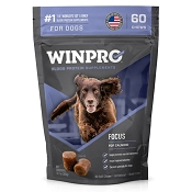 WINPRO Focus Calming Support Blood Protein Dog Supplement, 60-Chews