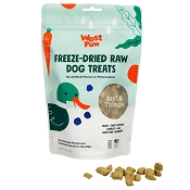 West Paw Duck with Superfood Freeze-Dried Dog Treats, 2.5-oz
