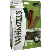 Whimzees Stix Dental Dog Treats, Medium