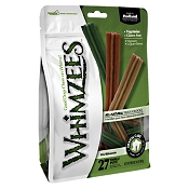 Whimzees Stix Dental Dog Treats, Small
