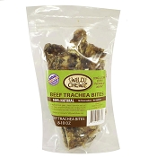 Wild Chewz USA Beef Trachea Bites Dog Treats