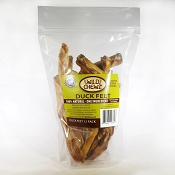 Wild Chewz USA Duck Feet Dog Treats, Bag of 12