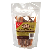 Wild Chewz USA Odor-Free Bully Sticks Value Pack, 10 Sticks