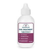 Wondercide Ear Mite Treatment for Dogs & Cats, 2-oz Bottle