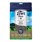 Ziwi Air-Dried Beef Recipe Food For Dogs, 16-oz Bag