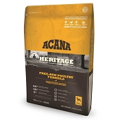 ACANA Heritage Free Run Poultry Formula Grain Free Dry Dog Food, 13-lb Bag