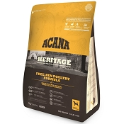 ACANA Heritage Free Run Poultry Formula Grain Free Dry Dog Food, 4.5-lb Bag