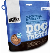 ACANA Mackerel & Greens Singles Formula Freeze-Dried Dog Treats, 3.25-oz Bag
