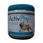 ActivPhy Joint Small Bite Soft Chew Dog Supplement, 90 Count
