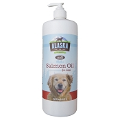 Alaska Naturals Wild Alaskan Salmon Oil Dog Supplement