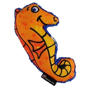 American Dog Sully the Seahorse USA Made Dog Toy