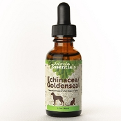 Animal Essentials Goldenseal/Echinacea Blend Dog & Cat Supplement, 1-oz