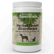 Animal Essentials Herbal Green Alternative Dog & Cat Supplement