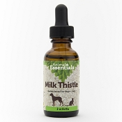 Animal Essentials Milk Thistle Dog & Cat Supplement, 2-oz