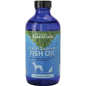 Animal Essentials Ocean Omega Fish Oil Supreme Dog Supplement, 8 Ounces