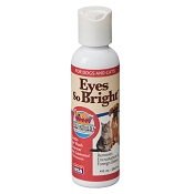 Ark Naturals Eyes So Bright Cleanser for Dogs & Cats, 4-oz bottle