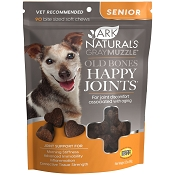 Ark Naturals Gray Muzzle Joint Health Senior Dog Treats, 90 count