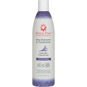 Aroma Paws Lavender and Chamomile Dog Shampoo and Conditioner, 13.5-oz